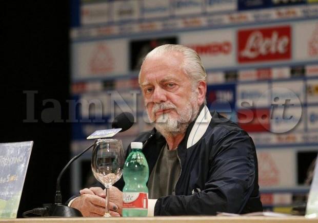 """Tuttosport, che bordata a De Laurentiis: """"E' stato lui a mettere la clausola ad Higuaìn, definire 'inelegante' un acquirente…"""""""