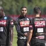 Il Napoli imposta la preparazione per la Champions: un'amichevole a settimana fino a Ferragosto
