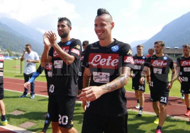 Hamsik sempre più legato a Napoli: iscritti i figli ad una scuola calcio di Giugliano