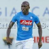 """Koulibaly: """"Sono felice qui, c'è tutto per vincere. Keita mi ha chiesto di Napoli"""""""