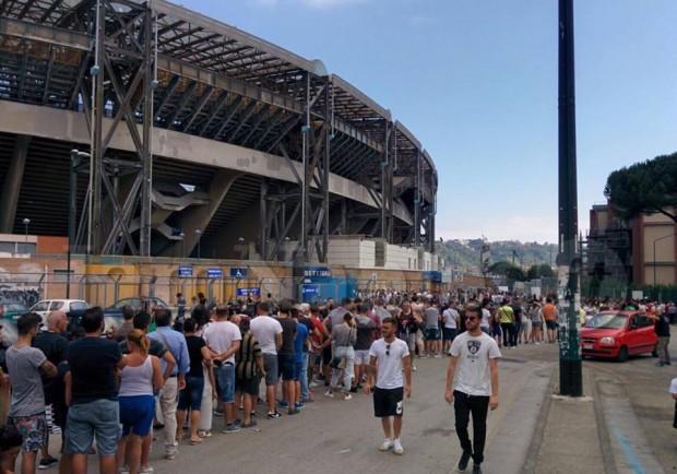 Napoli-Bologna, da domani il via alla vendita dei biglietti: ecco i prezzi