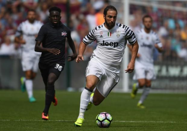Inter-Juve, possibile panchina per Higuain: scalpita Mandzukic