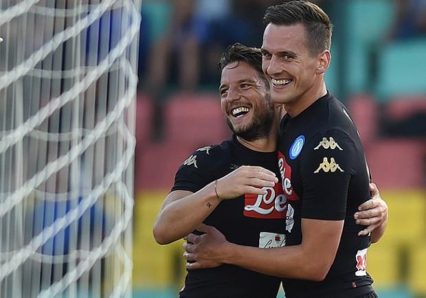 "Sky Sport, Camicioli: ""Punterei su Mertens e Milik dal 1′, a Kiev trasferta complicata"""