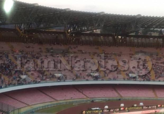 """SSC Napoli: """"Niente campagna abbonamenti a causa dei lavori al San Paolo. Prelazione per i vecchi abbonati, i dettagli"""""""
