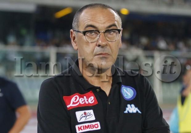 """Gazzetta – Sarri avrebbe voluto la squadra al completo già a Dimaro, ora inizia una preparazione bis"""""""