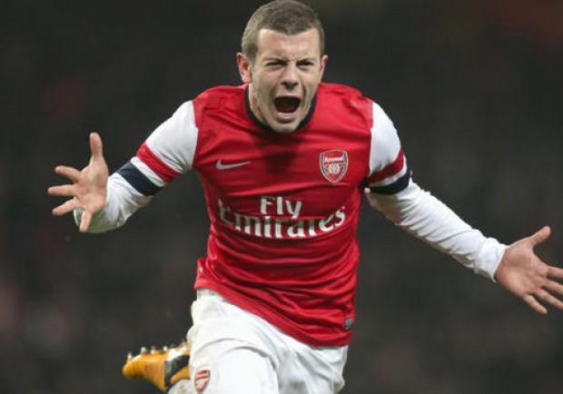 Napoli su Jack Wilshere dell'Arsenal: pronta l'offerta per il centrocampista