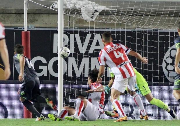 """VIDEO – Magic-Bifulco: gol all'esordio in Serie B con la maglia del Carpi: """"Non era possibile di meglio, sono felice"""""""
