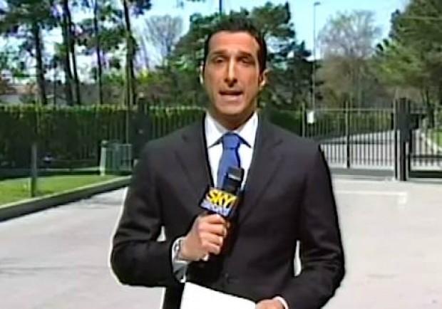 """Sky Sport, Camicioli: """"Sassuolo bel banco di prova per il Napoli ma la difesa azzurra sta bene"""""""