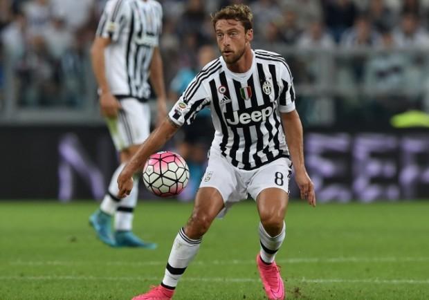 Juventus, si ferma Marchisio: problema al ginocchio operato, un mese di stop