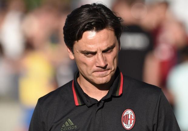 """Montella: """"Brutta sconfitta, fa male. Lazio più avanti di noi"""""""