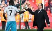 UFFICIALE – Newcastle, Benitez lascia il club: il comunicato