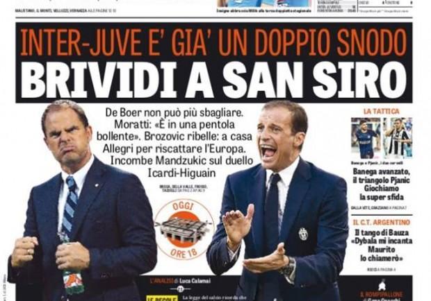 """FOTO – Gazzetta in prima pagina: """"Ciclone Milik!"""""""