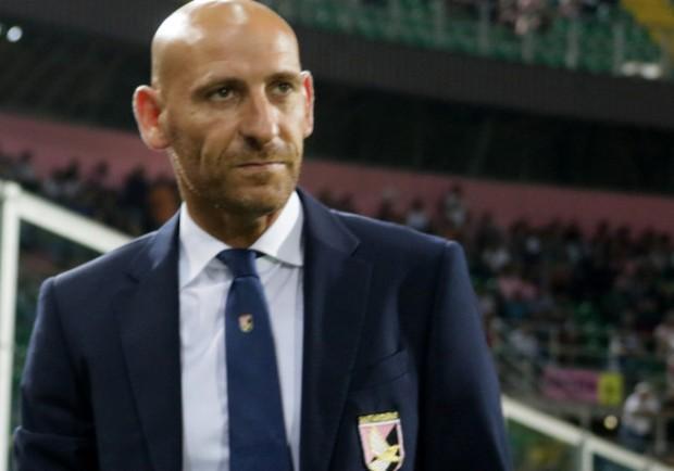 """Palermo, Possanzini: """"Il Napoli è un avversario molto difficile da affrontare, si poteva fare poco in così poco tempo"""""""