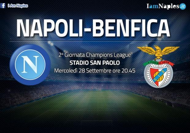 GRAFICO FORMAZIONE – Napoli-Benfica, tornano i titolarissimi. Sciolti gli ultimi ballottaggi