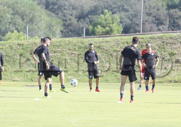 """SSC Napoli: """"Gli azzurri si sono allenati sul campo e poi lavoro tecnico tattico"""""""