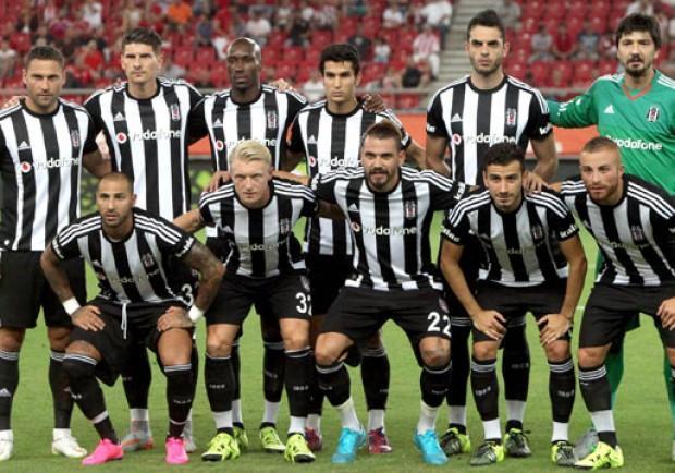 Besiktas-Karabukspor 3-1: seconda vittoria per i campioni di Turchia