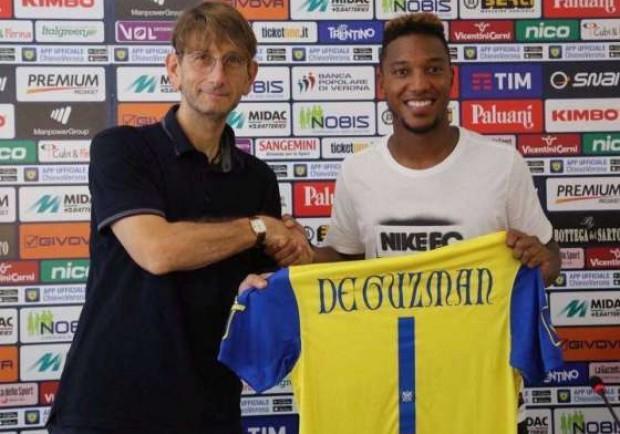 """Chievo-Lazio 1-1: il """"numero 1"""" De Guzman in campo al 77′"""