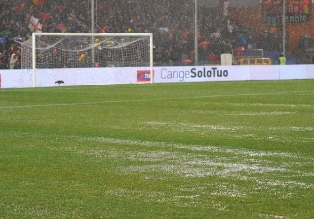Serie A, Sampdoria-Roma a rischio rinvio causa maltempo
