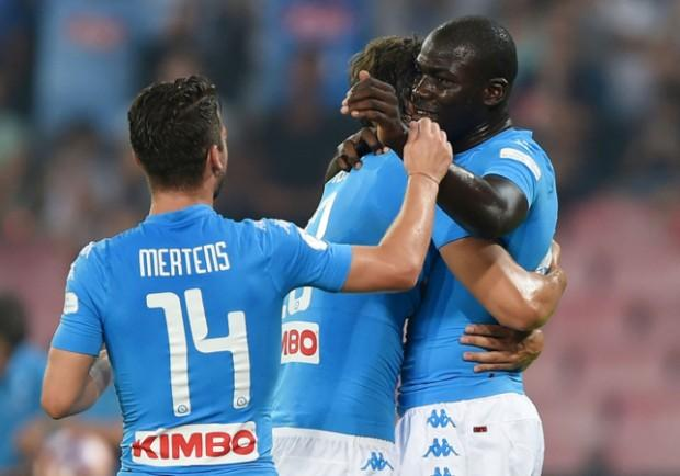 Gazzetta – Gabbiadini, Albiol e Koulibaly: imminente il rinnovo di contratto
