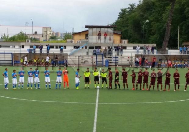RILEGGI IL LIVE – Under 16 A e B, Napoli-Salernitana 2-1 (9′ Credentino, 20'st Novella, 27'st rig. Labriola): vittoria meritata per gli azzurrini