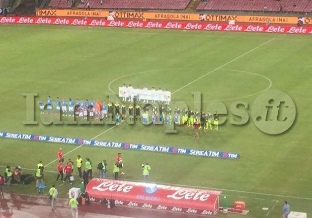RILEGGI IL LIVE – Napoli-Bologna 1-3 (13′ Callejon, 56′ Verdi, 67′,76′ Milik): azzurri in testa alla classifica per una notte