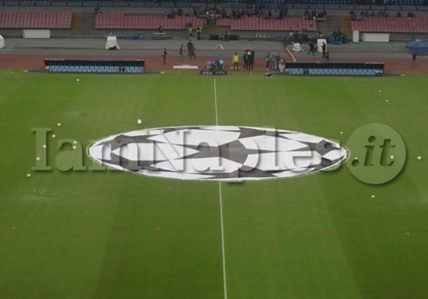 Napoli-Benfica, al San Paolo Besiktas, Everton e Norwich