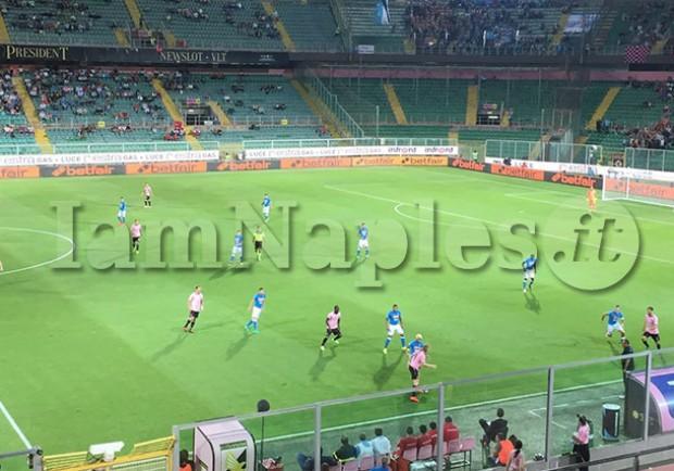 Palermo-Napoli 0-3, le pagelle di IamNaples.it: Callejon decisivo, immenso Zielinski