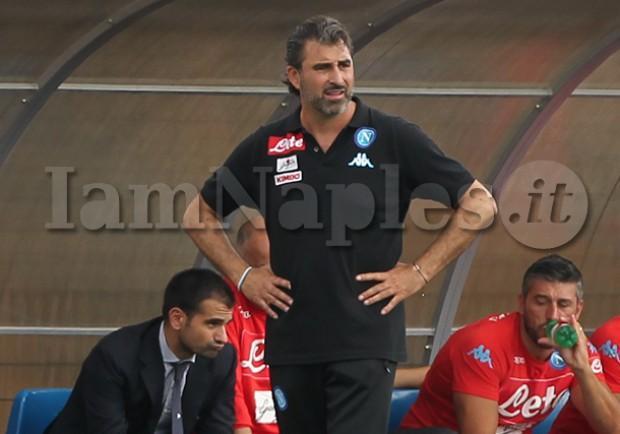 """Primavera Napoli, parla Saurini: """"Sampdoria? Ce la giochiamo, vogliamo la vittoria"""""""
