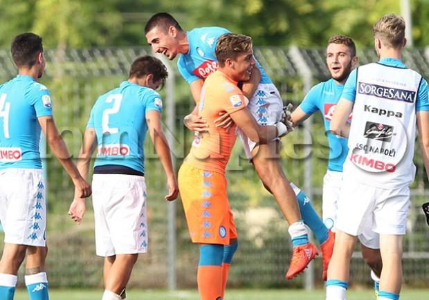 Primavera, Lazio-Napoli 2-3: le pagelle di IamNaples.it