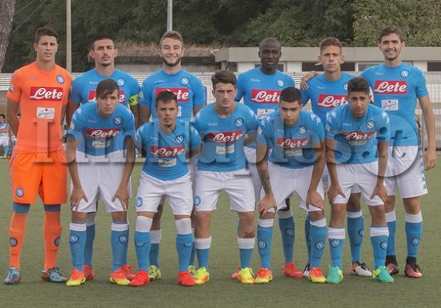 Primavera TIM, Napoli-Sampdoria domani in diretta tv su Rai Sport 1