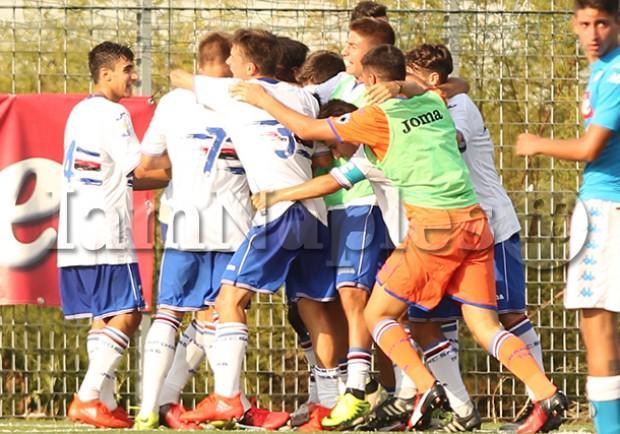 PHOTOGALLERY – Primavera: Napoli-Sampdoria 1-4, ecco gli scatti di Iamnaples.it