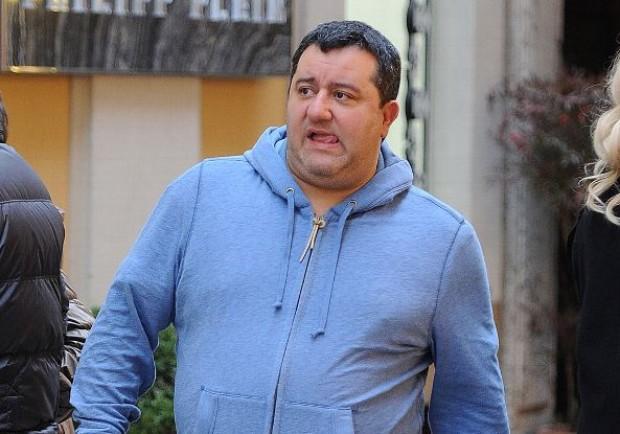 """Raiola: """"De Laurentiis deve fare un regalo a Pogba"""""""