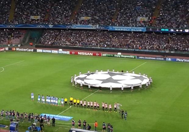 Napoli-Benfica, biglietti ancora disponibili per Curva A e anello inferiore di tutti i settori