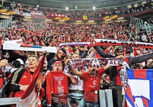ANSA – Napoli-Benfica, in arrivo 700 tifosi ospiti al San Paolo: 300 sono a rischio