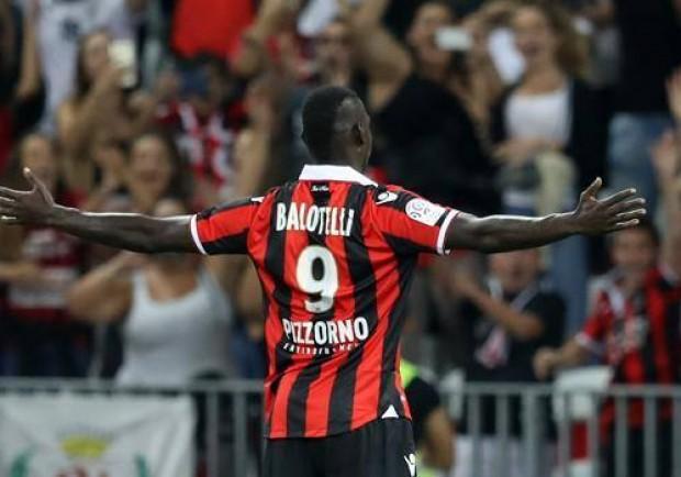 """Nizza, Balotelli: """"Non merito la Nazionale, ma voglio esserci la prossima volta"""""""