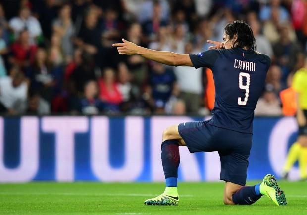 VIDEO – Champions League, Cavani segna in Psg-Arsenal dopo 42 secondi!