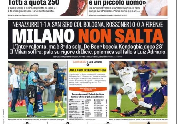"""FOTO – Ilary a """"La Gazzetta dello Sport"""": """"Spalletti è un piccolo uomo, subisce il mio Francesco"""""""