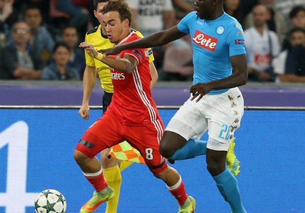 A Bola – Benfica, preoccupano le condizioni di Andrè Horta