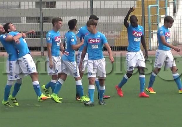 VIDEO ESCLUSIVO – Tim Cup Primavera, Napoli-Avellino 4-0: gli highlights del match