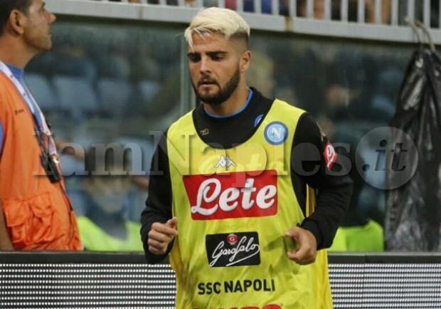Gazzetta – Genoa-Napoli, tre occasioni nitide a testa. Reina salva il Napoli, Insigne sciupa!