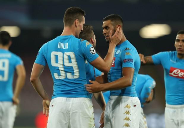 Gazzetta – Questo Napoli segna di più di quello di Maradona