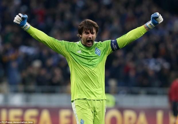 "Dinamo Kiev, Shovkovskiy: ""Napoli forte ma ne conosciamo pregi e difetti. Vogliamo i tre punti"""