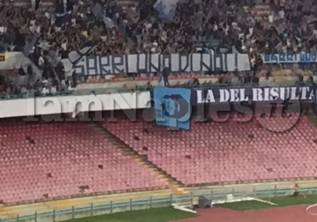 """CdM: """"Il Napoli può mai continuare a giocare in un clima di assoluta divisione della tifoseria?"""""""