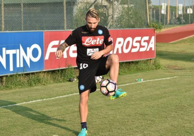 """Napoli, Tonelli rassicura su Instagram: """"Buone sensazioni"""""""