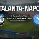 RILEGGI IL LIVE – Serie A, Atalanta-Napoli 1-0 (8′ Petagna): prima sconfitta in campionato per gli azzurri