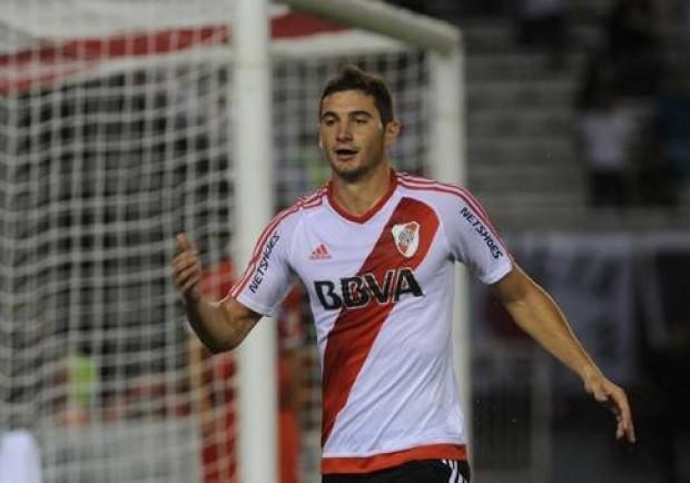 UFFICIALE – Bayer Leverkusen, arriva Alario dal River Plate. In passato l'attaccante fu seguito dal Napoli