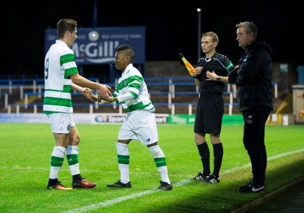 Celtic Under 20, debutto sorprendente per il 13enne Karamoko Dembelè