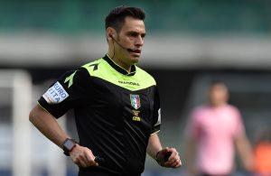 Spal-Napoli, sarà Maurizio Mariani l'arbitro del match
