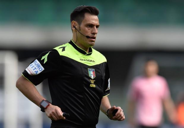 """Si rivede Mariani, arbitro dal rosso """"facile"""" alla seconda trasferta azzurra…"""