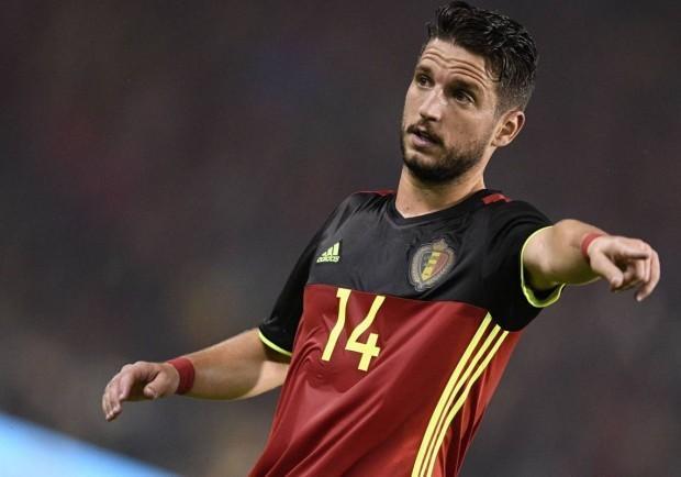 """ANTEPRIMA – Belgio, il ct Martinez su Mertens: """"È un esempio per i giovani, ha risposto in campo!"""""""